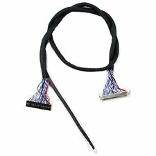 LVDS Cable FIX30P 2ch 8bit 19inch Cable LCD Screen Cable