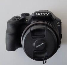 Sony Alpha a3000 20.1MP E-Mount Digital Camera With E3.5-5.6/18-55mm Lens