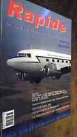 RAPIDE #14 THE MAGAZINE FOR THE NORTH-WEST VINTAGE AVIATION ENTHUSIAST (2005)