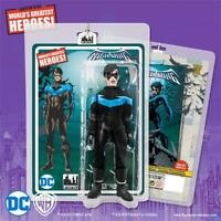 DC Comics Batman Retro NIGHTWING VARIANT 8 Inch Action Figure teen tians NEW!
