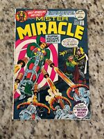 MISTER MIRACLE #7 - HIGH GRADE KIRBY CLASSIC!!!!