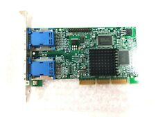 Matrox Dual VGA G45FMDHA32DB DualHead Millenium 32MB G450 AGP Video Card