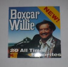 BOXCAR WILLIE 20 ALL TIME FAVORITES