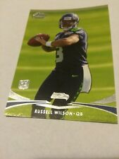 2012 Topps Prime Russell Wilson RC #78 Seattle Seahawks