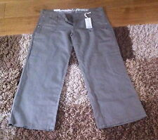BRAND NEW LADIES NEW LOOK LOVE ME LINEN MIX WEAR ME TROUSERS SIZE 18
