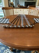 NEW Top Flite AHS Hybrid 8 Pc Golf club set! Right handed 3-9,P