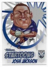 2018 NRL Traders Startoons (ST 3 / 18) Josh JACKSON Bulldogs