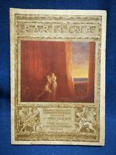 D'Annunzio, Parisina. Musicata da P. Mascagni Casa Musicale Sonzogno 1903 ottimo
