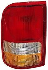 LEFT Tail Light - Fits 1993-1997 Ford Ranger Pickup Truck Rear Lamp - New