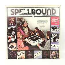 Vintage SPELLBOUND Board Game Jerry Lewis Hasbro 1975 WORKS Pop Culture