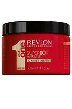 Revlon Professional Uniq One Hair Mask Super10R 10 Real Benefits 300ml