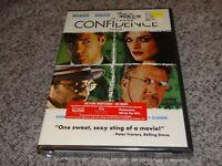 CONFIDENCE Widescreen DVD Dustin Hoffman-Rachel Weisz-Andy Garcia NEW & SEALED