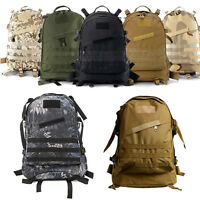 Sports Camping Hiking Bag Outdoor Military Army Tactical Backpack