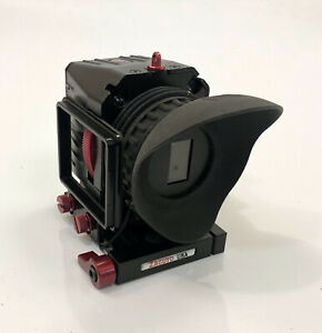 Zacuto USA Viewfinder with Base * Great Condition