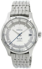431.30.41.21.02.001 | AUTHENTIC OMEGA DE VILLE HOUR VISION AUTOMATIC MEN'S WATCH
