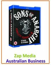 Sons of Anarchy - Season 1-4 Box Set [Blu-ray - BRAND NEW]