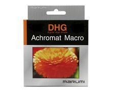 Marumi 62mm DHG Achromat Macro 200(+5) Filter For Canon Nikon Sony Olympus Japan