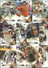 2016 SF GIANTS 40 Card Lot w/  TOPPS MINI Team Set 23 CURRENT Players BOCHY