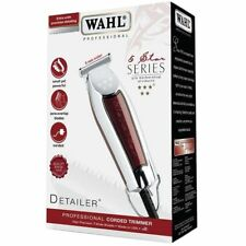 Wahl Detailer   T- Wide Blade   Professional Corded Hair Trimmer   Brand New
