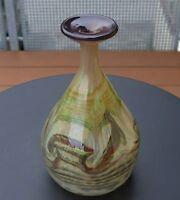 Exclusive Eisch Design Glas Vase signiert Eisch 82 ca. 1,72 kg !!!