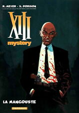 RARE EO MEYER + DORISON  XIII MYSTERY N° 1 + DOSSIER DE PRESSE : LA MANGOUSTE