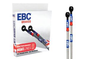 EBC Brake Line Kit BLA1972-4L - Performance brake Lines