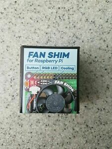 Fan Shim for Raspberry Pi 4 - BRAND NEW IN BOX - SENT SAME DAY