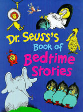 Dr. Seuss's BOOK OF BEDTIME STORIES hardback 1998 exc. cond 3 stories spotless