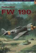 Focke-Wulf FW 190  vol.3 Kagero Monograph  (without decals)