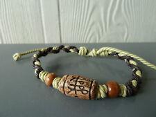 2x Surfer/Friendship/Tribal multi string bracelet-wrist band-anklet, 2xbracelets