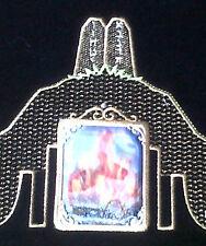 TALLIT TALLIS BAG TEFILLIN SHABBAT JEWISH VELVET PRAYER SHAWL MT SINAI HOLOGRAM
