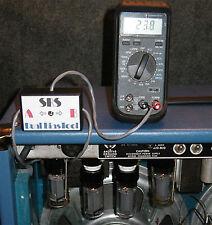 New listing Dual Bias testing probe tool for tube amplifier biasing adjustment New Usa Made