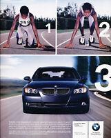 2005 BMW 325i Sport - runner -  Classic Advertisement Ad A46-B