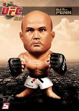 BJ PENN ROUND 5 UFC SERIES 1 TITANS VINYL ACTION FIGURE TOY