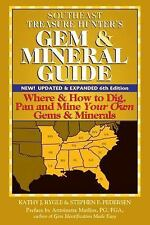 Southeast Treasure Hunter's Gem & Mineral Guides to the U.S.A.: Where-ExLibrary