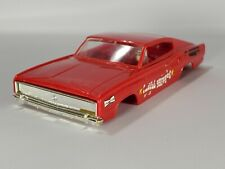OLD VINTAGE 1965 FORD MUSTANG FASTBACK MUSCLE CAR ELDON SLOT FROM THRILL DRIVERS