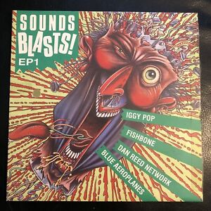 Various Artists - Sound Blasts! EP 1 (7A-045)