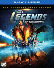 DC's Legends of Tomorrow Complete First Season 1 Blu-ray + Digital HD code DC