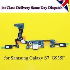 Marca Original Samsung Galaxy S7 G930F Micro USB Puerto de carga Menu Botón