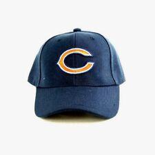 CHICAGO BEARS BASEBALL CAP HAT CLASSIC NAVY STYLE FLEX ADULT REEBOK NFL 01a65d010