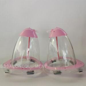 1Pair Large Breast Plastic Cup Replacement For Breast Vacuum Enlargement Machine