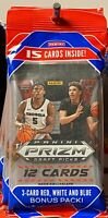 🔥  2020-2021 Panini Prizm Draft Picks Basketball NBA Bonus Pack - LaMelo?  🔥