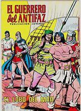EL GUERRERO DEL ANTIFAZ (Reedición color) nº: 199.  Valenciana, 1972-1978.