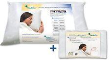 1 Set Mediflow 5001 Original Wasserkissen + Kissenbezug  40 x 80 Schlafkissen