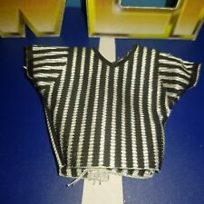 Fabric Referee T-Shirt - RSC - Accessories for WWE Wrestling Figures