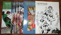 Heritage Auction Catalogs Original Comic Art Marvel DC Kirby Ditko McFarlane