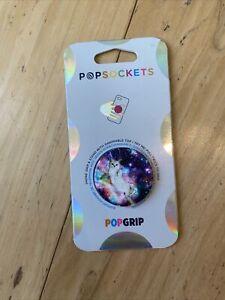 New Popsockets Popgrip Swap Top Interpurrlactic Gloss Phone Grip & Stand
