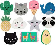 Cotton Kids Bedroom Rugs Carpets Mats Nursery Playroom Childrens Rug Home Gift