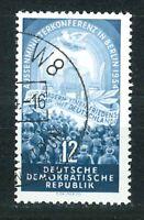 DDR Abart / Plattenfehler - Mi-Nr. 424 I - gestempelt Tichatzky BPP - Mi. 150,-