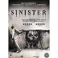 Sinister DVD Nuovo DVD (MP1185D)